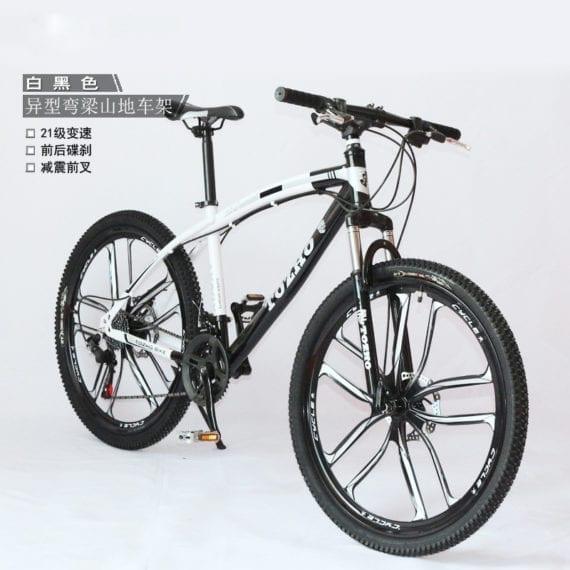 21/24/27 Speed Mountain Bike 26 Inch Adult bmx Aluminum Alloy Knife Wheel Bicycle Road Bike 2