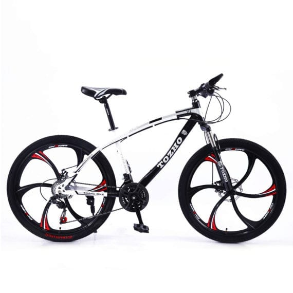 21/24/27 Speed Mountain Bike 26 Inch Adult bmx Aluminum Alloy Knife Wheel Bicycle Road Bike