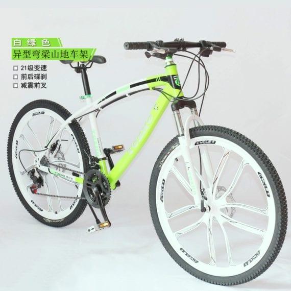 21/24/27 Speed Mountain Bike 26 Inch Adult bmx Aluminum Alloy Knife Wheel Bicycle Road Bike 5