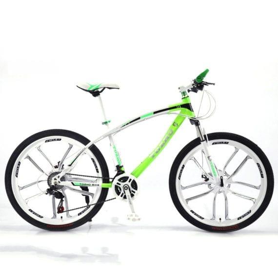 21/24/27 Speed Mountain Bike 26 Inch Adult bmx Aluminum Alloy Knife Wheel Bicycle Road Bike 1