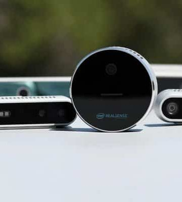 الكاميرات